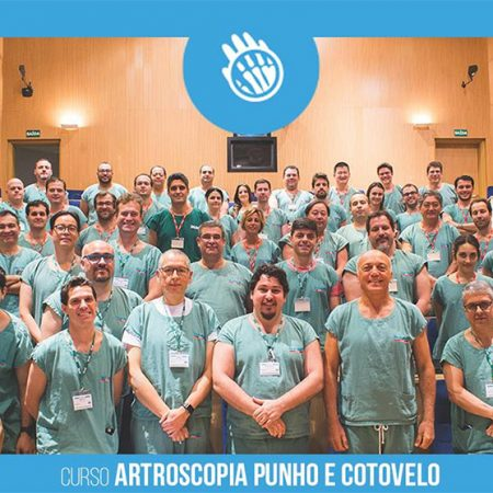 Curso de Artroscopia de Punho e Cotovelo (Wrist and Elbow Arthroscopy Course) – Ircad Barretos, 2019